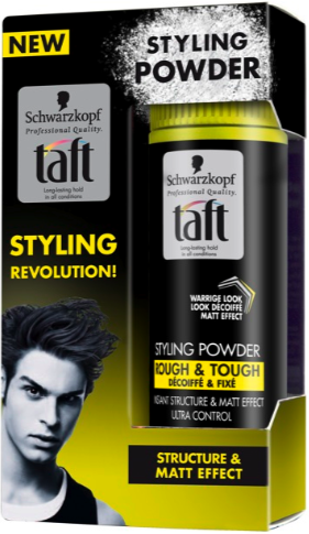 Styling powder taft