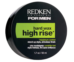 High Rise hard wax van Redken