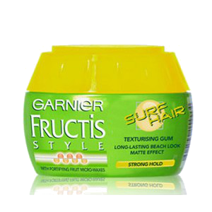 Garnier Fructis Style Surf Hair mess-up gum