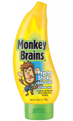Monkey Brains haargel, Psycho Sticky hair glue